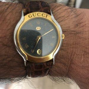 Gucci watch
